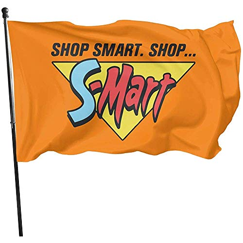 KDU Fashion Family vlag, American Fly Breeze Flag - Koop S Mart Polyester Family Flags voor Home Welkom Decor 120x180cm