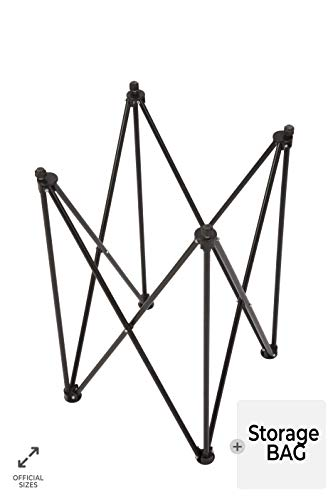 Ubergames Carrom Tisch - Top Qualität Carrom Ständer für alle Carrom Boards
