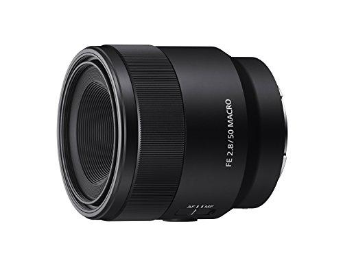 Sony SEL50M28 FE 50mm F2.8 Full Frame E-mount Lens