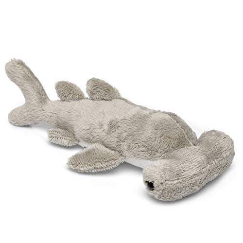 Wildlife Tree Single Hammerhead Shark Mini 4 Inch Small Stuffed Animal, Ocean Toys, Party Favors for Kids