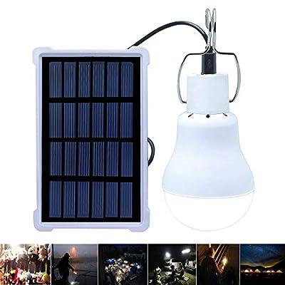 Solar Lights Rechargeable Solar LED Light Bulb ...
