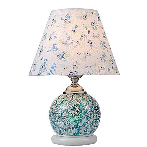 HYY-YY Lámparas de Mesa, Personalidad Simple Europea Minimalista Moda Dormitorio lámpara de cabecera, llevó la lámpara, la decoración del hogar de la lámpara, luz de la Noche de Lectura