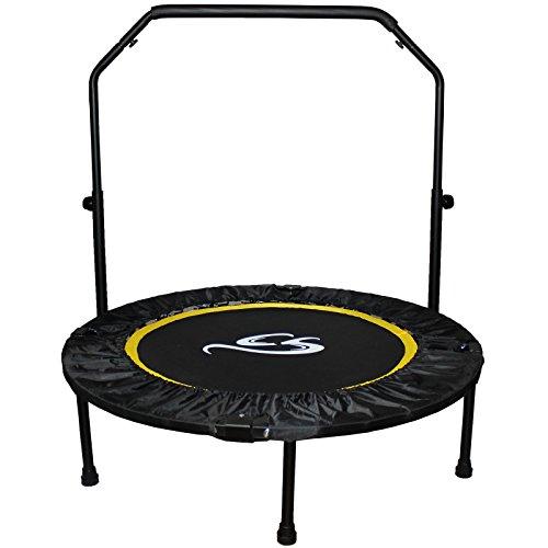 Cox Swain faltbares Indoor Trampolin Balance JUMP2, Colour: Black, Size: 102 cm