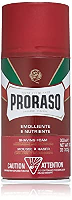 PRORASO Red Rasierschaum 300ml