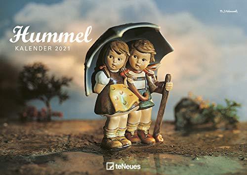 Hummel 2021 - Wand-Kalender - 42x29,7