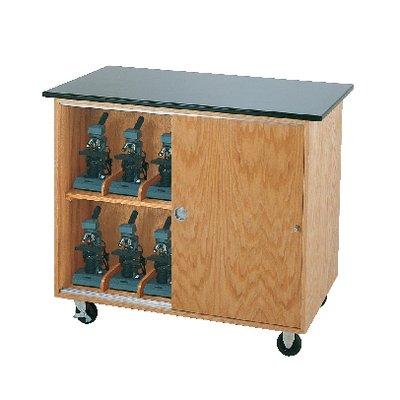 4701K - Mobil Microscope Cabinet - Mobile Microscope Cabinet - Each