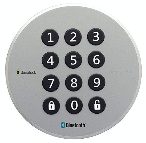 DANAPAD pour DANALOCK V3 Z-Wave avec Bluetooth®