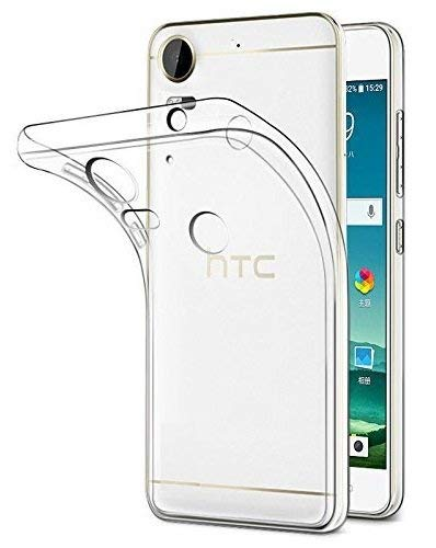 sadgatih Back Cover [Transparent] Edge to Edge Fit Case Cover for HTC Desire 10 Pro