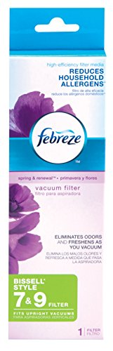 Bissell Febreze Style 7 & 9 Post-Motor Filter for Upright Vacuums