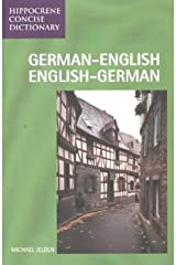 German-English, English-German Concise Dictionary (Hippocrene Concise Dictionary) Taschenbuch