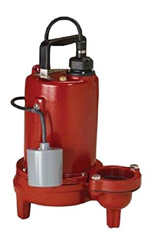 Liberty Pumps PRG101AV Series Sewage Pumps