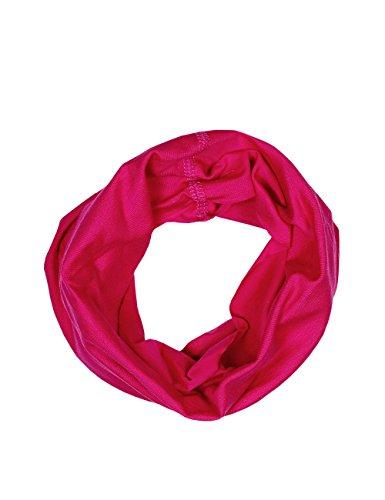 maximo Unisex - Kinder Tuch 23600-809500, Gr. 51-55, Pink (57 dunkelpink)