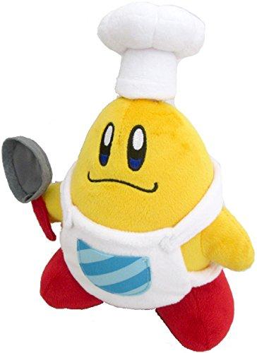 Little Buddy Kirby Adventure 1405 All Star Collection Chef Kawasaki Plush