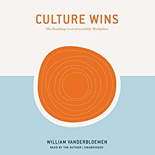 Culture Wins audiobook cover art