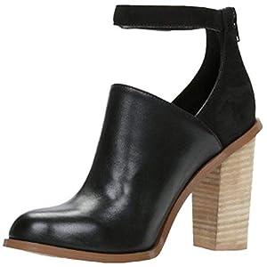 Sneakers Donna Zeppa ASHOP Scarpe con Fibbia da Donna di Moda Scarpe Basse A Bocca Larga Scarpe con Tacco Largo Scarpe Donna Autunno e Inverno