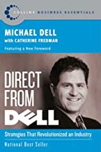 dell direct sales strategy