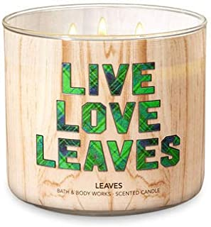 Best live love leaves candle Reviews