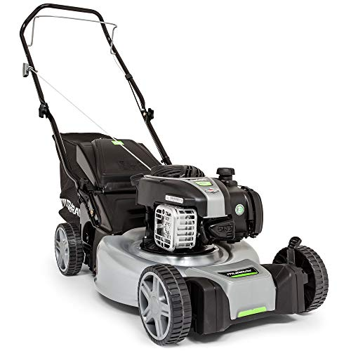 Murray EQ 400 18'/46 cm Petrol Push Lawnmower with Briggs & Stratton 450E...