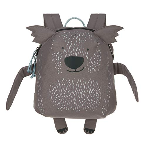 LÄSSIG Kinderrucksack Kindergarten mit Brustgurt ab 3 Jahre/Backpack About Friends, Cali Wombat, 28 cm, 3,5 L