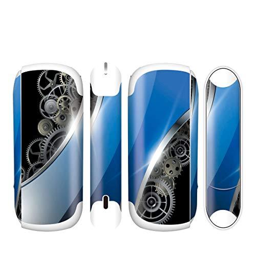 電子たばこ タバコ 煙草 喫煙具 専用スキンシール 対応機種 iQOS 3 アイコス 3 Metal (メタル) イメージデザイン 14 Metal (メタル) 01-iq08-0054