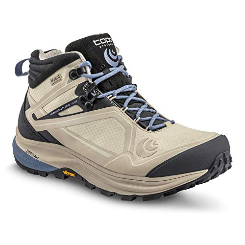 Topo Athletic Men's Trailventure Shoe, Waterproof Hiking Boots