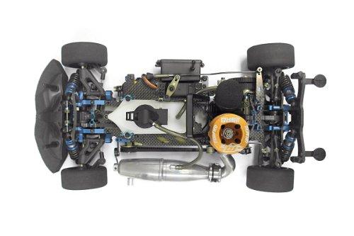 RC Auto kaufen Rennwagen Bild 2: KM-Racing 31301000 Ferngesteuertes RC Auto KM K1 Meen Version GP Scale On-Road Wettbewerbsfahrzeug M1:10*