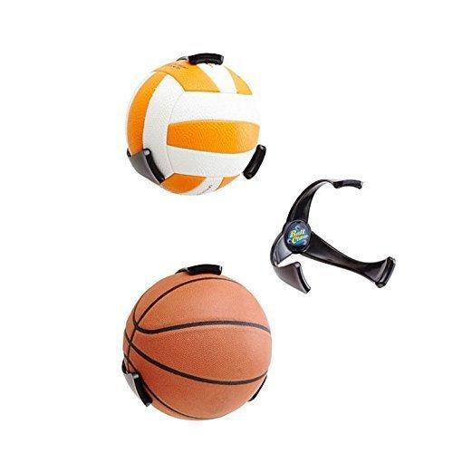 ele ELEOPTION Ball Claw 3 Stücke Ball Halterung Wandhalterung für Basketball Fußball Volleyball American Football