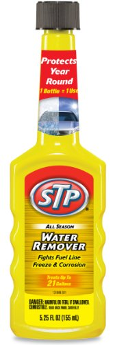 STP Water Remover, All Season Cleaner for Cars & Truck, Bottles, 5.25 Fl Oz, 14259