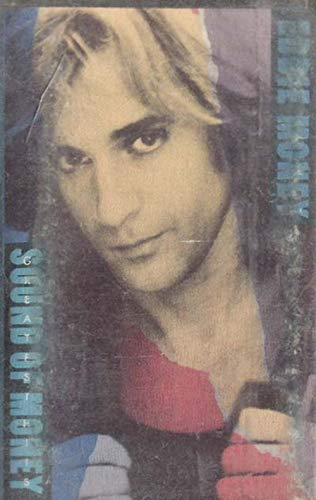 EDDIE MONEY: Greatest Hits - Sounds of Money Cassette Tape