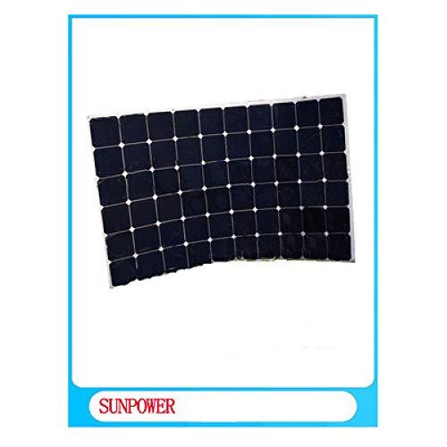 YYANG Solar Power Einkristall 180W Flexible Solar Panel 12V Auto-Startseite-System Aufladen