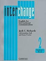 Interchange 2 Student's book: English for International Communication
