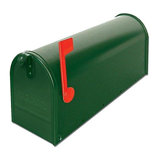 Aluminium box 47402 Topolino USA/1 brievenbus groen