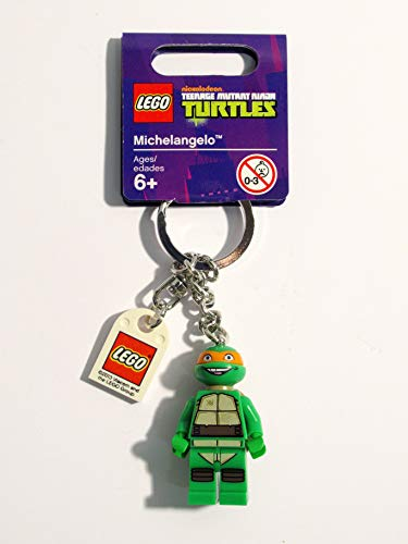 LEGO Teenage Mutant Ninja Turtles: Michelangelo Schlüsselanhänger