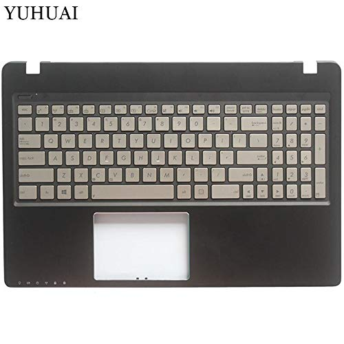 US Laptop keyboard, Laptop Keyboard for ASUS Q500 Q500A English keyboard With Backlit Palmrest Upper Cover