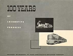 100 Years of Locomotive Progress