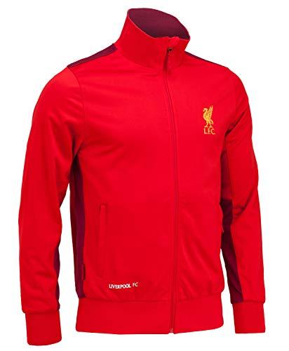 Liverpool Jacke LFC - Offizielle Sammlung - Herrengröße S