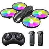 Drone for Kids, Mini RC Drones Toy, Tomzon A31 7 Color...