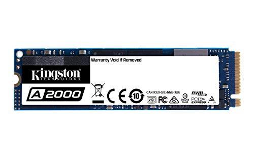 Kingston A2000 (SA2000M8/1000G) SSD NVMe PCIe M.2 2280 1 TB
