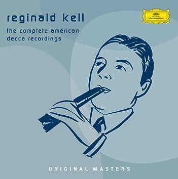 Reginald Kell - The Complete American Decca Recordings