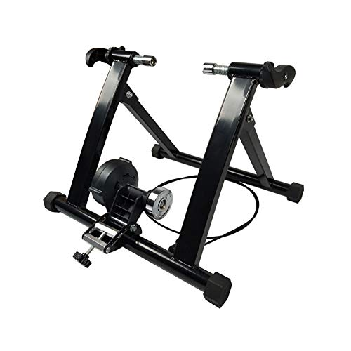 Magnetische fietstrainer, opvouwbare fietstrainer Verstelbare fietstrainer voor binnentraining
