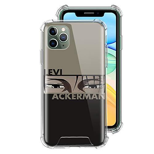 ZENGMING Attack On Titan Case für Apple iPhone Clear Soft Airbag Anti Handyhülle Schutzhülle A06 für iPhone 6 (iPhone 6S) Hülle