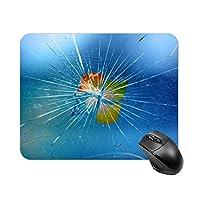 コンピューターのデスクトップマウスパッド ゲーミング オフィス最適 高級感 おしゃれ耐久性が良 付着力が強い20x25x0.3cm