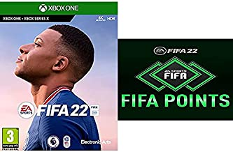 FIFA 22 [Xbox One] + FIFA 22 Ultimate Team 1050 FIFA Points   Xbox - Download Code