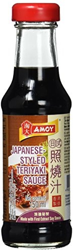Amoy Teriyaki sauce, 12er Pack (12 x 150 ml)