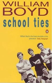 School Ties 0140084355 Book Cover