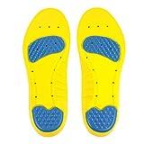 Banane Atmungsaktive Sport-Einlegesohlen, Sport-Schuhpolster, orthopädische Einlegesohle,...