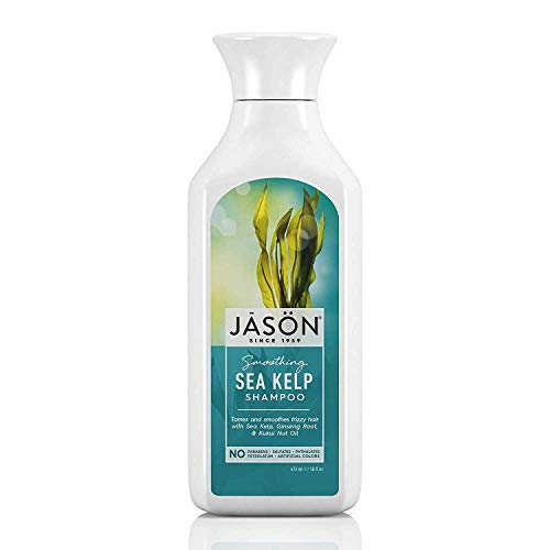 Jason Bodycare | Organic Sea Kelp Shampoo 473ml | 1 x 473ml (UK)