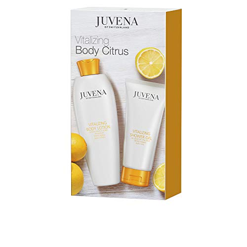 Juvena Vitalitizing Body Citrus Set (Duschgel 200 ml + Körperlotion 400 ml)