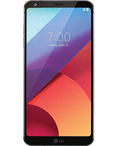 LG G6 H870DS 64GB Black, 5.7', Dual Sim, 4GB RAM, GSM Unlocked International Model, No Warranty