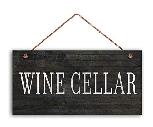 MAIYUAN Wine Cellar Sign, Distre...